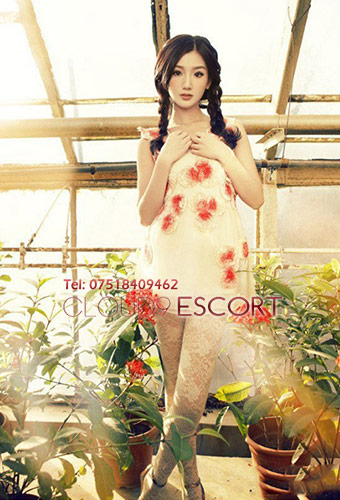 chinese escorts in London