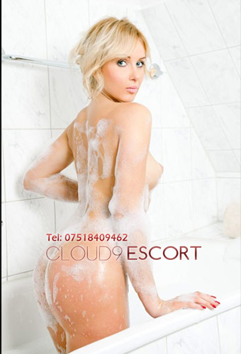 tiffany blonde escort