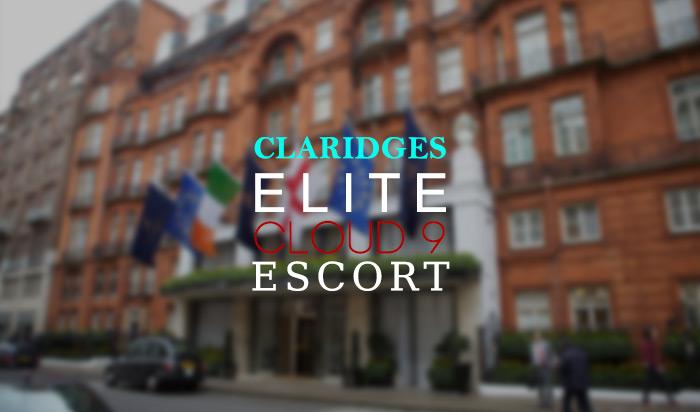 Claridges hotel 's coutesans