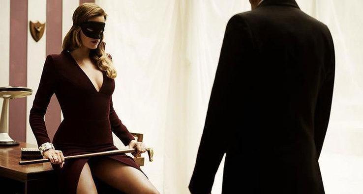 sexy secretary role play