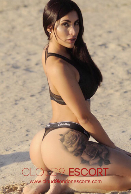 Latino escort London Jennifer